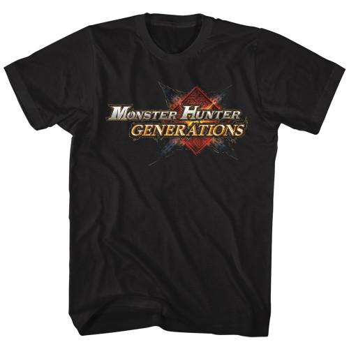 Image for Monster Hunter T-Shirt - MHG Logo