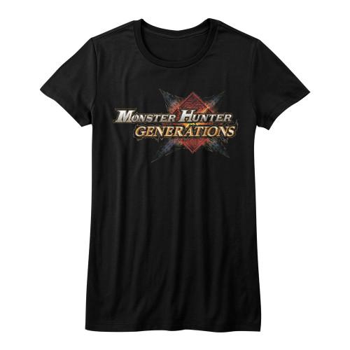 Image for Monster Hunter Girls T-Shirt - MHG Logo