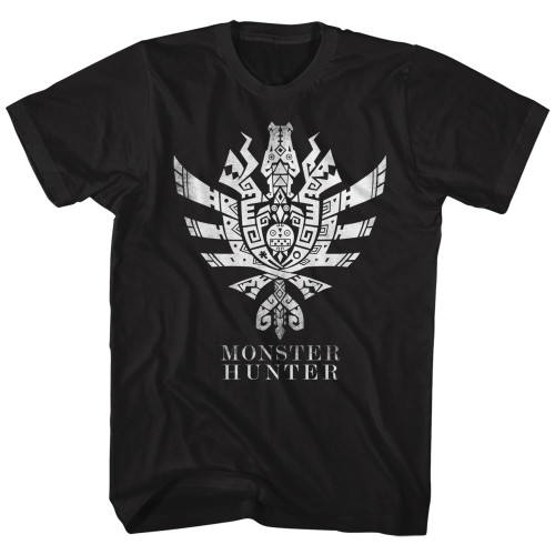 Image for Monster Hunter T-Shirt - MH4 Symbol