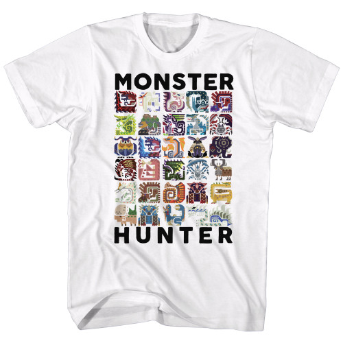 Image for Monster Hunter T-Shirt - Let's Hunt!