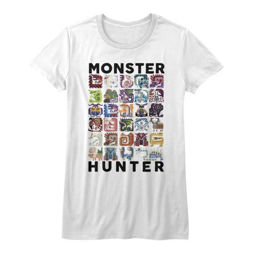 Image for Monster Hunter Girls T-Shirt - Let's Hunt!