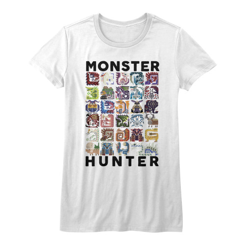 Image for Monster Hunter Girls T-Shirt - Let's Hunt!
