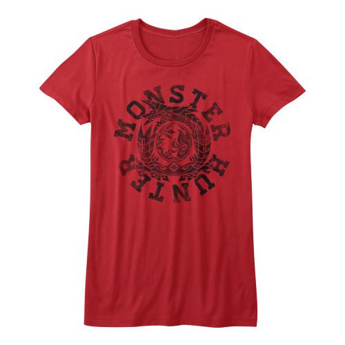 Image for Monster Hunter Girls T-Shirt - Circle