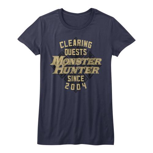 Image for Monster Hunter Girls T-Shirt - Since '04