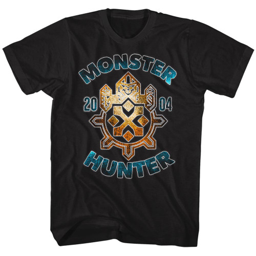 Image for Monster Hunter T-Shirt - 2004 Crest