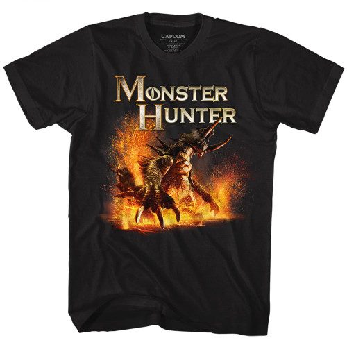 Image for Monster Hunter T-Shirt - Beast
