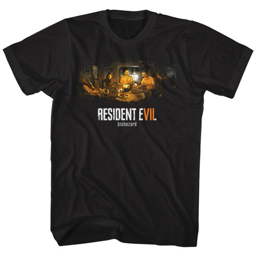 Image for Resident Evil T-Shirt - Biohazard