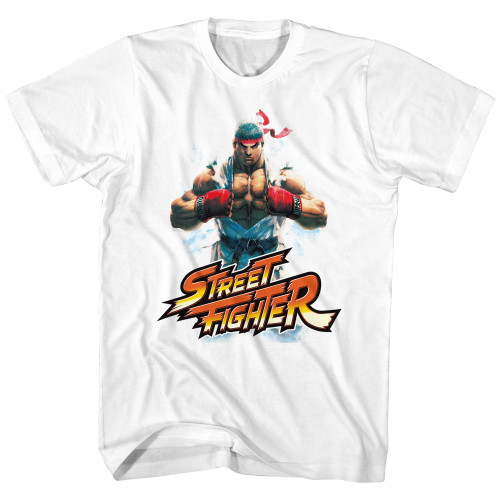 Image for Street Fighter T-Shirt - Ryu Chest
