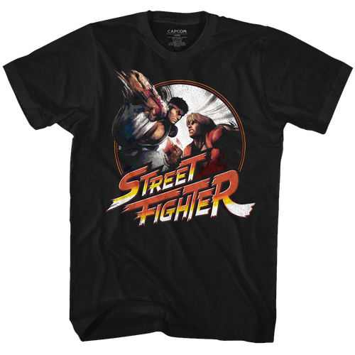 Image for Street Fighter T-Shirt - Punchy