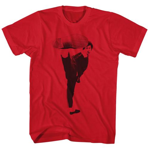Image for Bruce Lee T-Shirt - Kick!