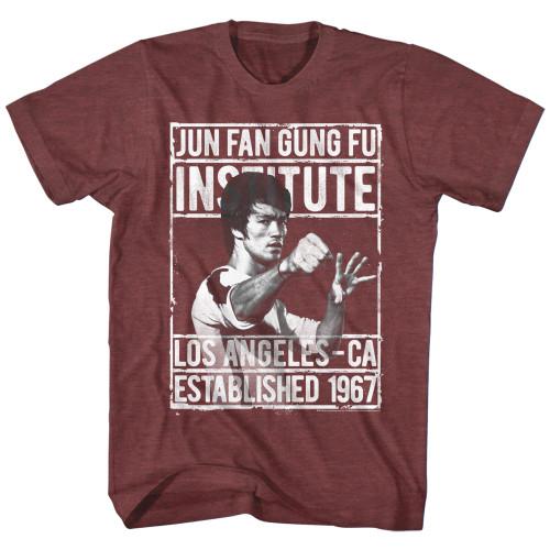 Image for Bruce Lee T-Shirt - Jun Fan Gung Fu Institute