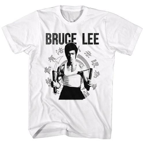 Image for Bruce Lee T-Shirt - Chucks