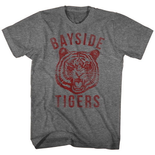 Image for Saved by the Bell T-Shirt - Classic Bayside Tiger Logo