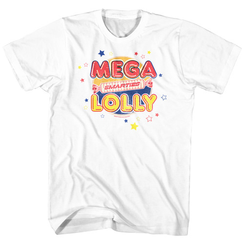 Image for Smarties Heather T Shirt - Mega Lolly