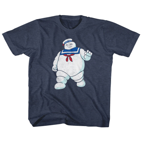 Image for The Real Ghostbusters Mr. Stay Puff Toddler T-Shirt