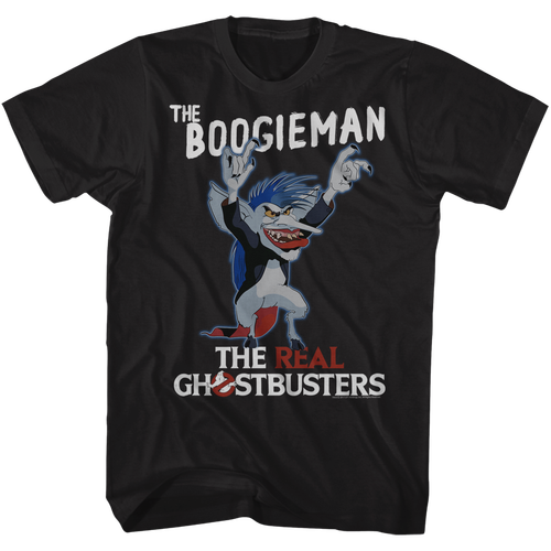 Image for The Real Ghostbusters T-Shirt - the Boogieman