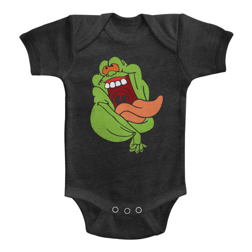 Image for The Real Ghostbusters Slimer Infant Baby Creeper