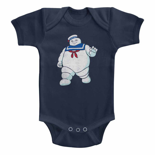 Image for The Real Ghostbusters Mr. Stay Puff Infant Baby Creeper