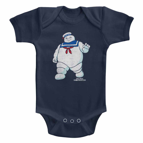 Image for The Real Ghostbusters Stay Puff Infant Baby Creeper
