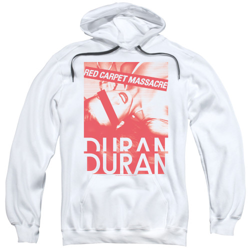 Image for Duran Duran Hoodie - Red Carpet Massacre