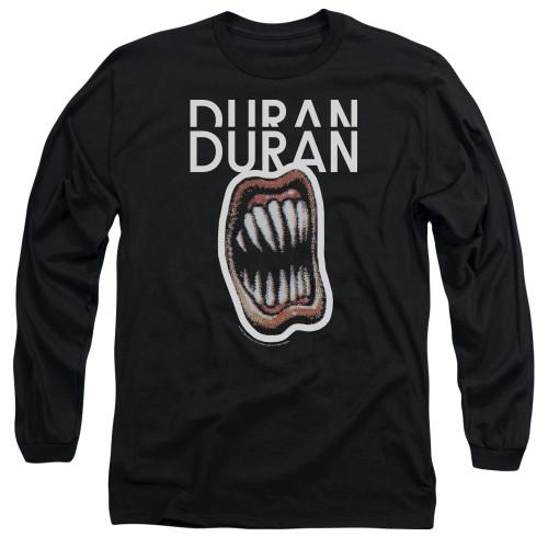 Image for Duran Duran Long Sleeve T-Shirt - Pressure Off