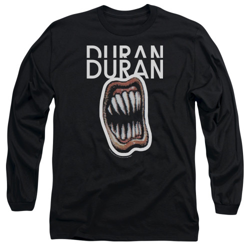 Image for Duran Duran Long Sleeve T-Shirt - Pressure Off