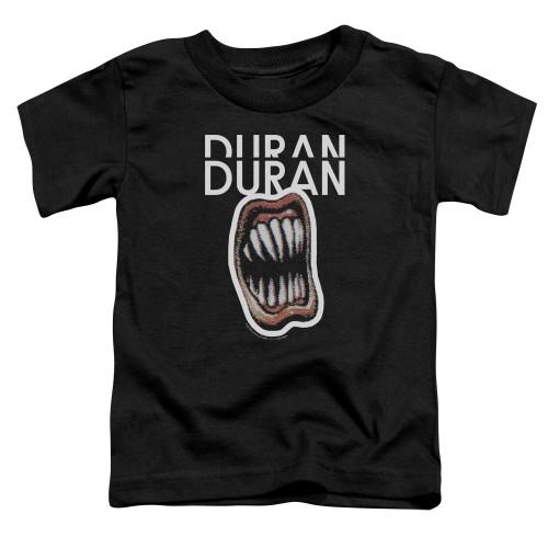 Image for Duran Duran Toddler T-Shirt - Pressure Off