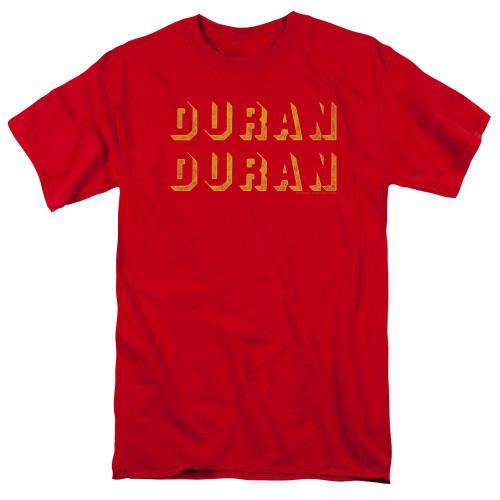Image for Duran Duran T-Shirt - Negative Space