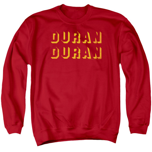 Image for Duran Duran Crewneck - Negative Space