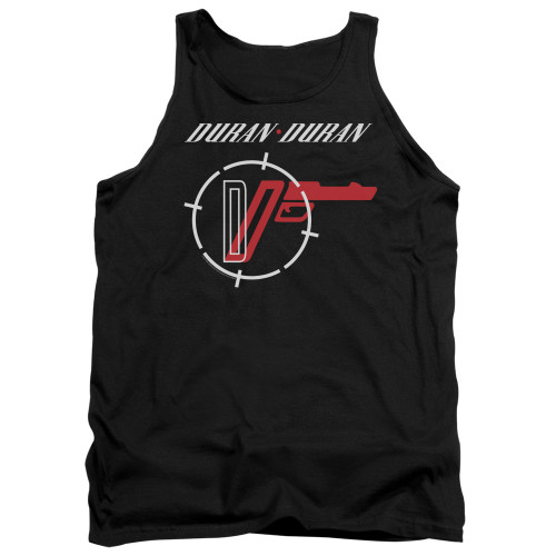 Image for Duran Duran Tank Top - A View to a Kill