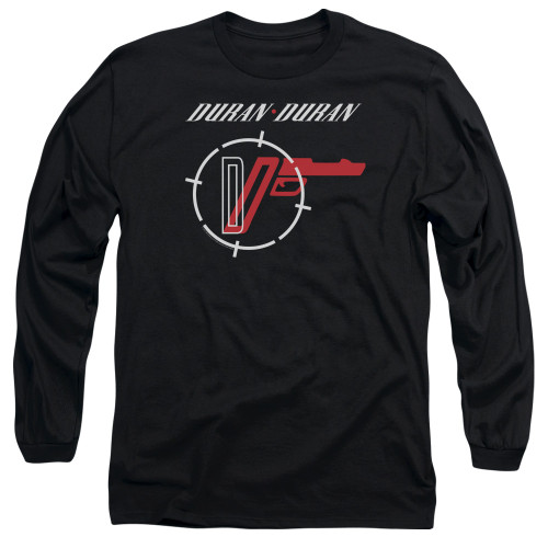 Image for Duran Duran Long Sleeve T-Shirt - A View to a Kill