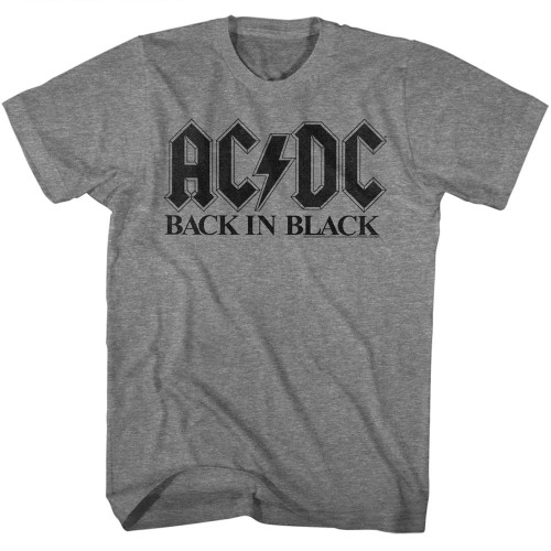 Image for AC/DC T-Shirt - BIB in Black