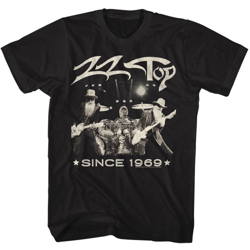 Image for ZZ Top T-Shirt - Since 1969