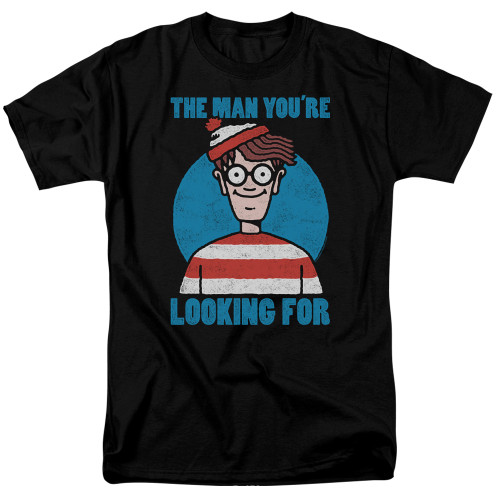 Image for Where's Waldo T-Shirt - Looking for Me