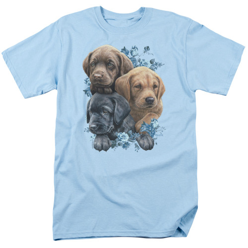 Image for Wild Wings Collection T-Shirt - Puppy Pile