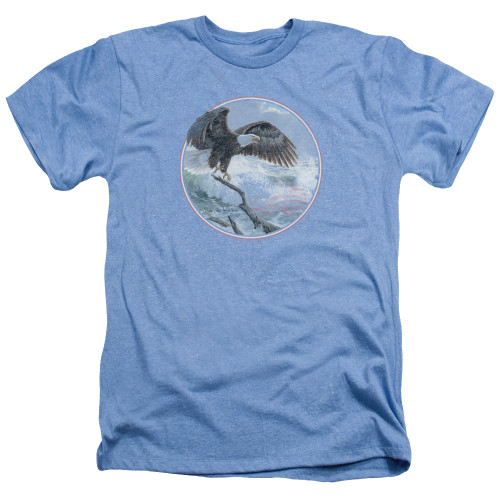 Image for Wild Wings Collection Heather T-Shirt - Wild Glory