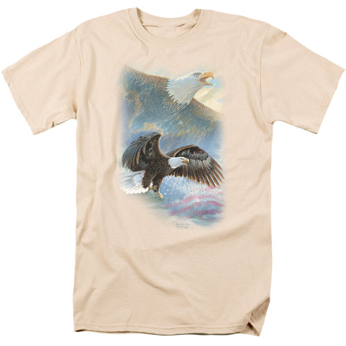 Image for Wild Wings Collection T-Shirt - Eagle Pride