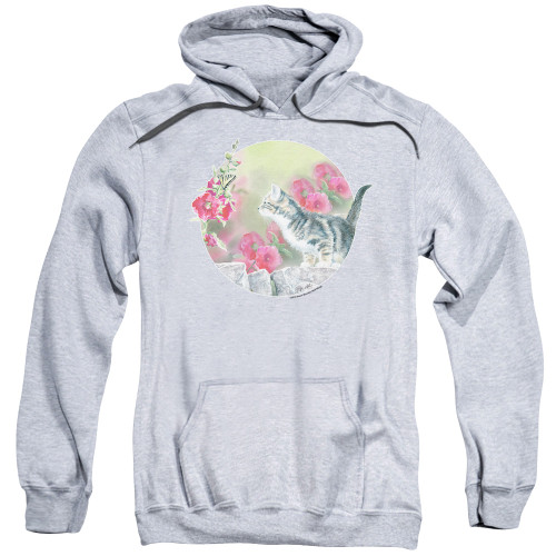 Image for Wild Wings Collection Hoodie - Kitten Flowers