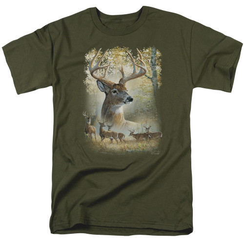 Image for Wild Wings Collection T-Shirt - Bucks