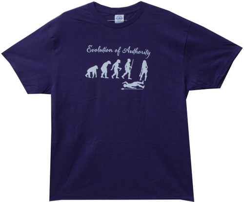 Image for Evolution of Authority T-Shirt
