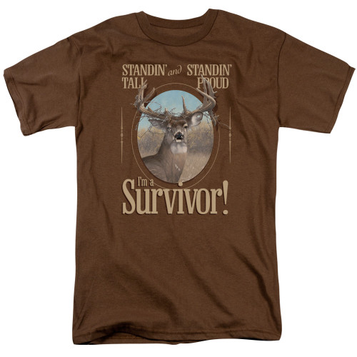 Image for Wild Wings Collection T-Shirt - Survivor