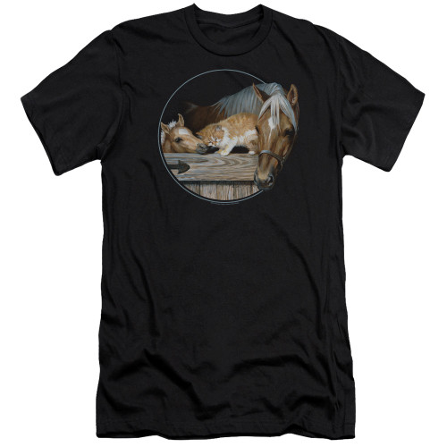 Image for Wild Wings Collection Premium Canvas Premium Shirt - Everyone Loves Kitty