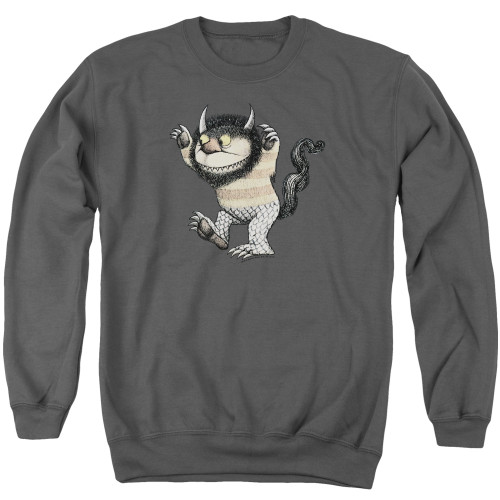 Image for Where the Wild Things Are Crewneck - Carol
