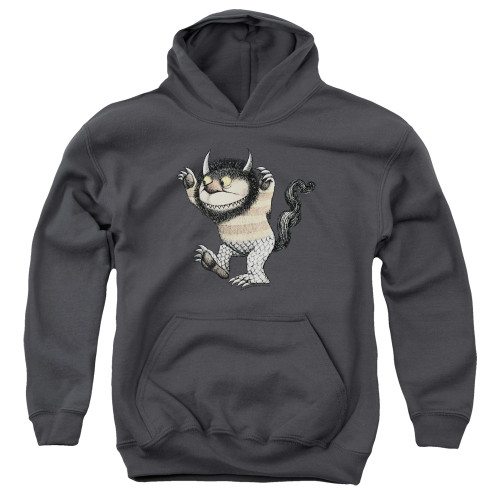 Image for Where the Wild Things Are Youth Hoodie - Carol