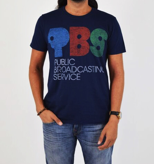 Image for PBS Logo T Shirt