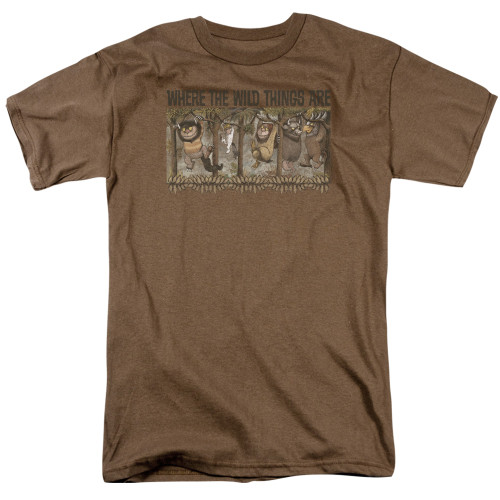 Image for Where the Wild Things Are T-Shirt - Hang