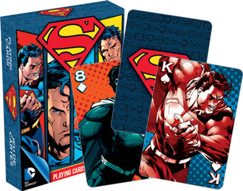 Image for Superman DC Playing Cards