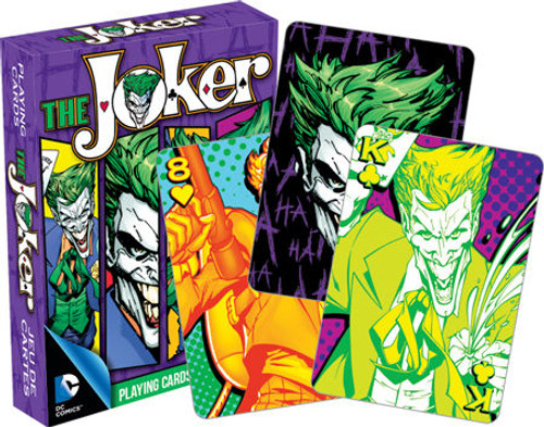 Joker DC Playing Cards