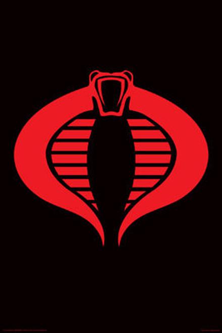 Image for G.I. Joe Poster - Cobra Logo
