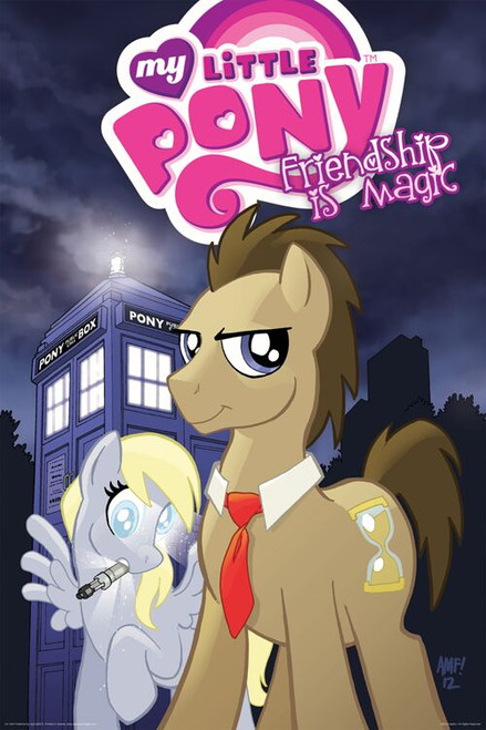 Image for My Little Pony Poster - Doctor